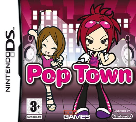 Pop Town Display Picture