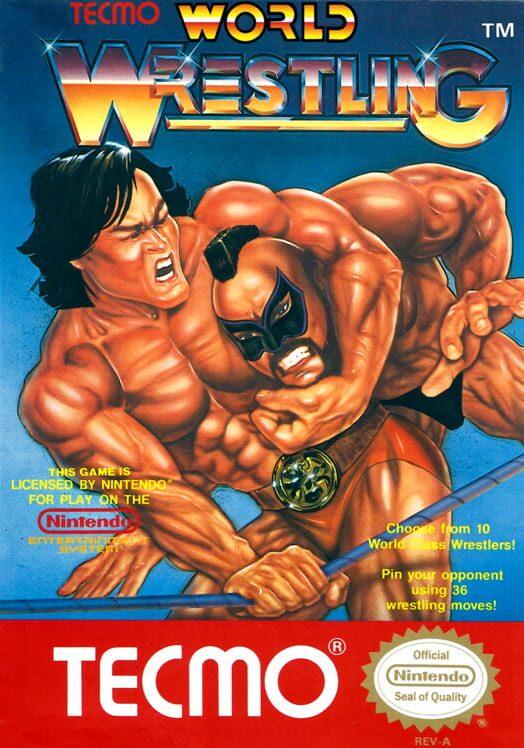 Tecmo World Wrestling image