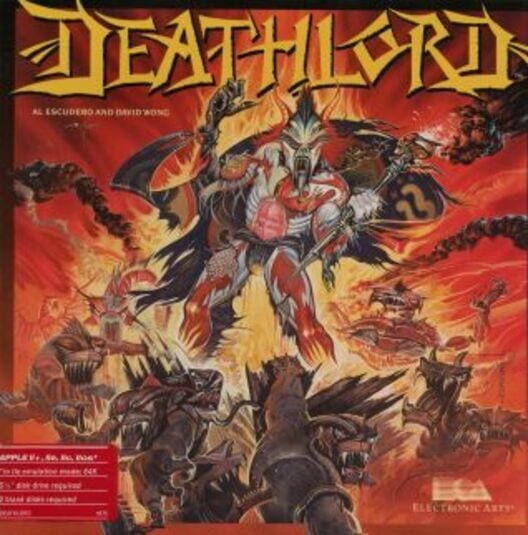 Deathlord Display Picture