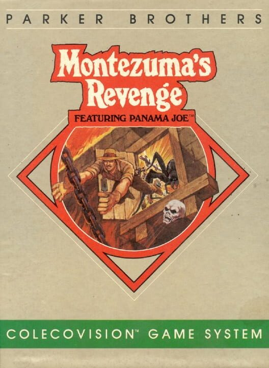 Montezuma's Revenge Display Picture