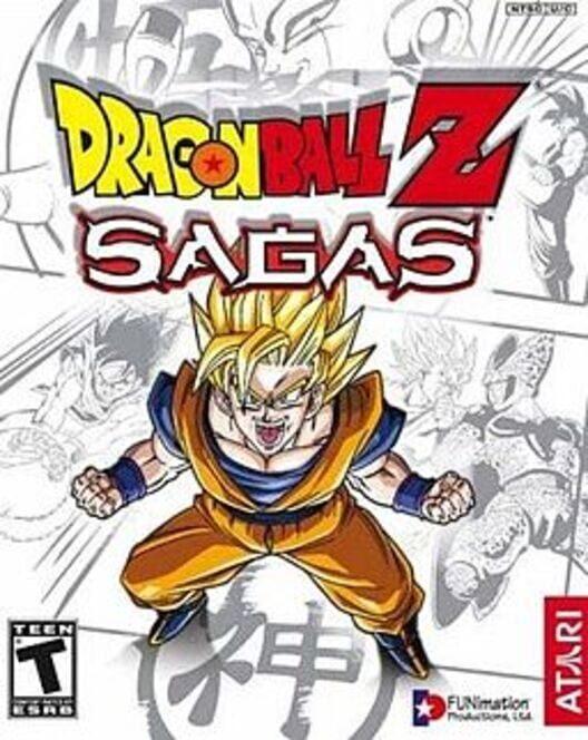 Dragon Ball Z: Sagas image