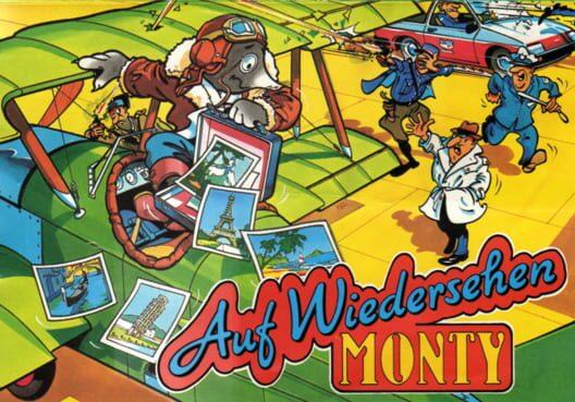 Auf Wiedersehen Monty image