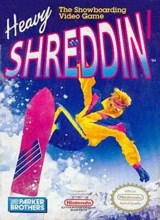 Heavy Shreddin' Display Picture