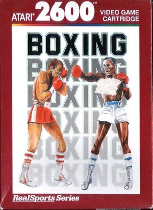 RealSports Boxing Display Picture