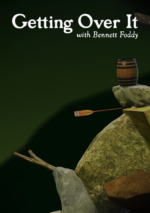 Games Like Getting Over It with Bennett Foddy