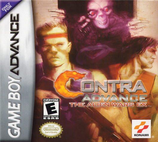 Contra Advance: The Alien Wars EX image