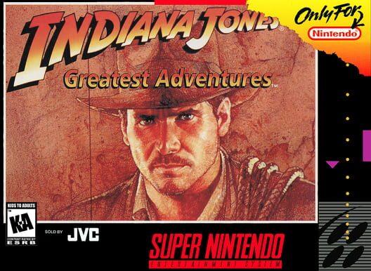 Indiana Jones' Greatest Adventures Display Picture