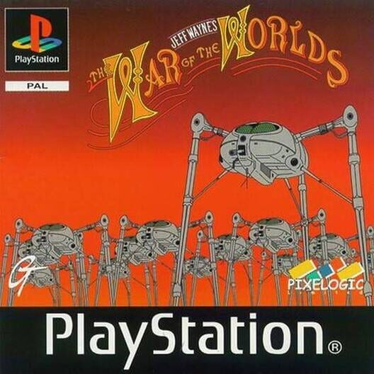 Jeff Wayne's The War of the Worlds image