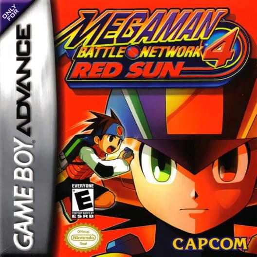 Mega Man Battle Network 4 Red Sun & Blue Moon image