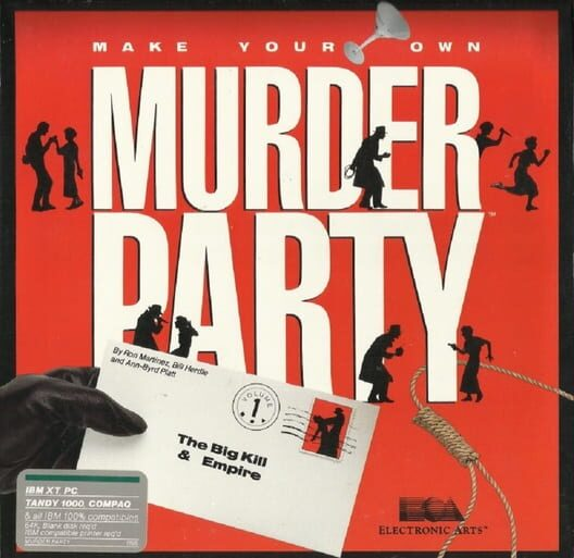Make Your Own Murder Party image