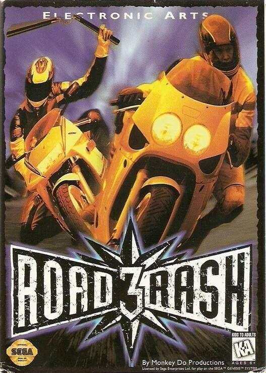 Road Rash 3 image
