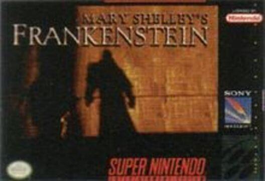Mary Shelley's Frankenstein image