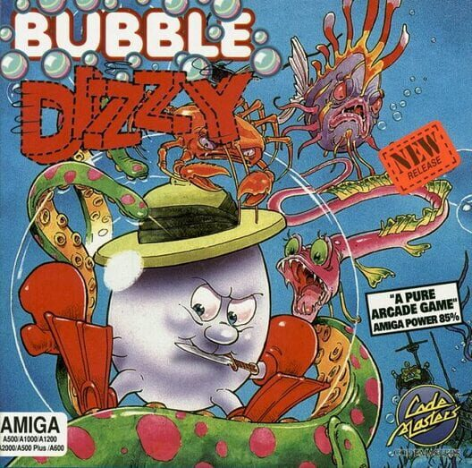 Bubble Dizzy image