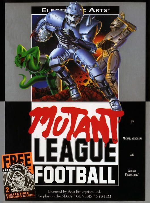 Mutant League Football image