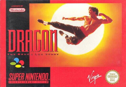 Dragon: The Bruce Lee Story Display Picture