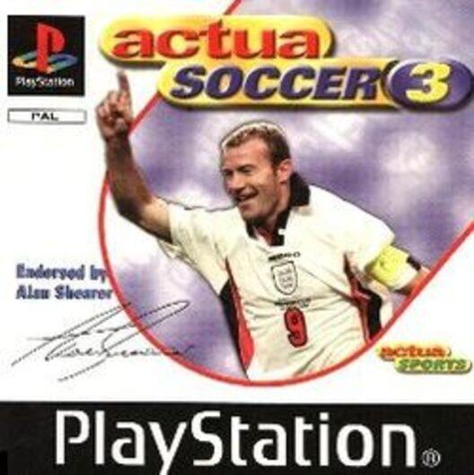 Actua Soccer 3 image