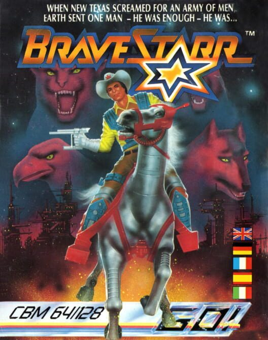 BraveStarr Display Picture