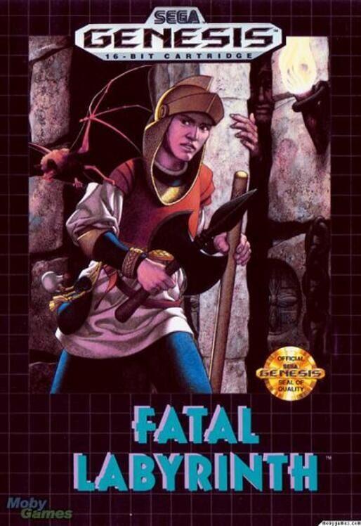 Fatal Labyrinth image
