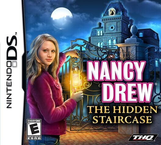 Nancy Drew: The Hidden Staircase Display Picture