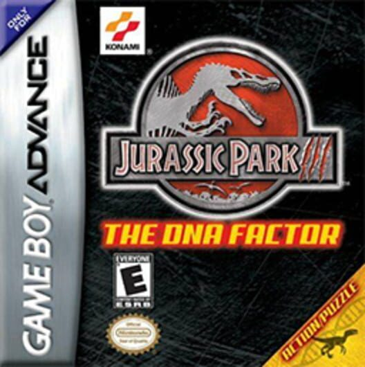 Jurassic Park III: The DNA Factor image