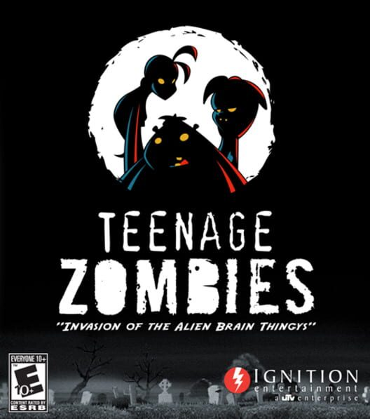 Teenage Zombies: Invasion of the Alien Brain Thingys! Display Picture
