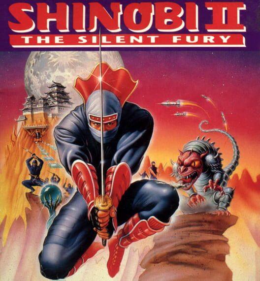 The G.G. Shinobi II: The Silent Fury image