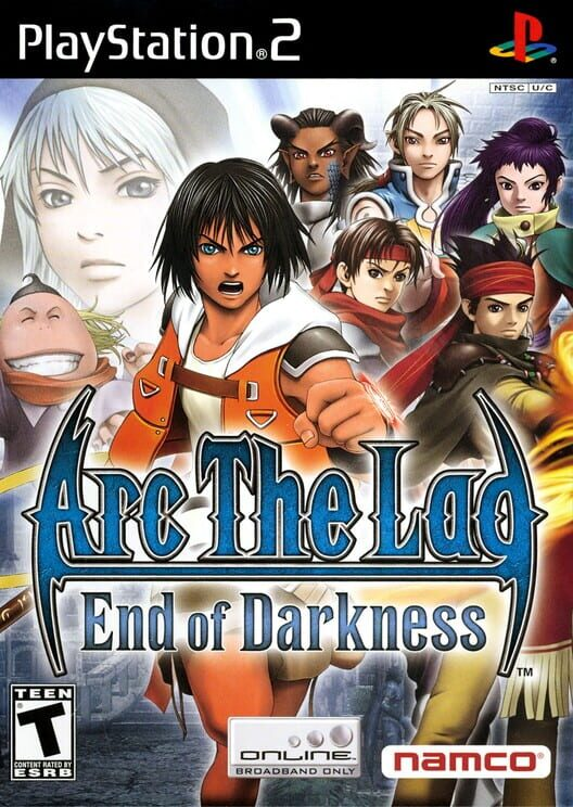 Arc the Lad: End of Darkness image