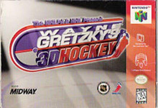 Wayne Gretzky's 3D Hockey image