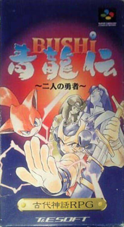 Bushi Seiryuuden: Futari no Yuusha image
