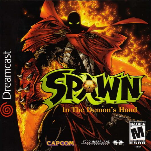 Spawn: In the Demon's Hand image