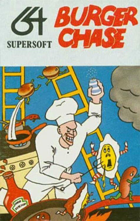 Burger Chase image