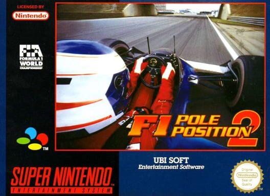 F1 Pole Position 2 image