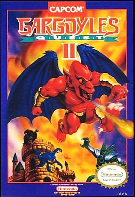 Gargoyle's Quest II: The Demon Darkness Display Picture