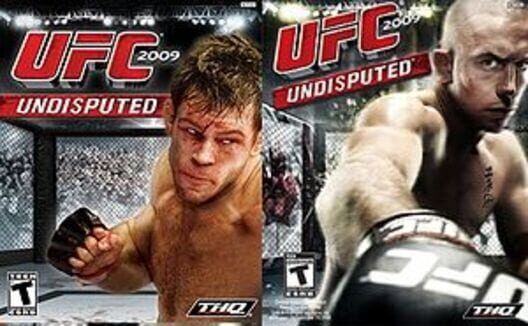 UFC 2009 Undisputed image