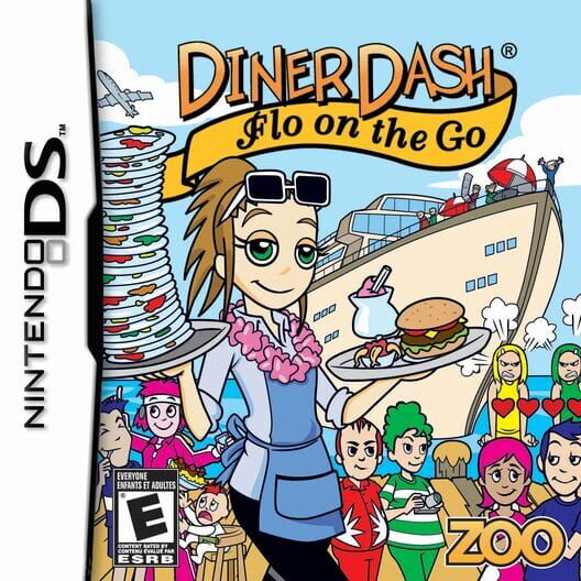 Diner Dash: Flo on the Go Display Picture