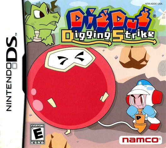 Dig Dug: Digging Strike image