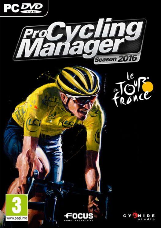 Pro Cycling Manager Season 2016: Le Tour de France image