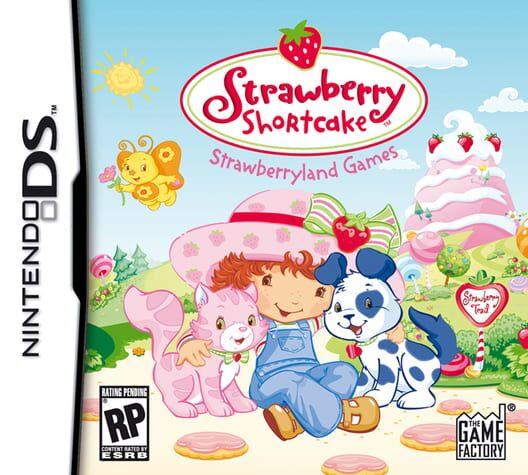 Strawberry Shortcake: Strawberryland Games Display Picture