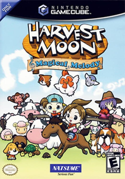 Harvest Moon: Magical Melody image