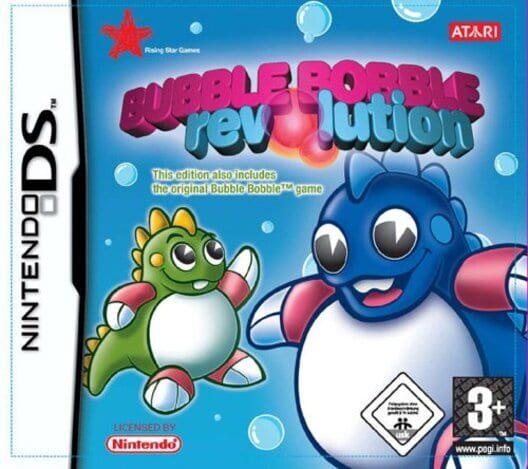 Bubble Bobble Revolution Display Picture