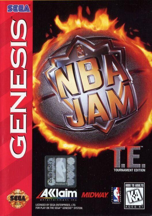 NBA Jam Tournament Edition Display Picture