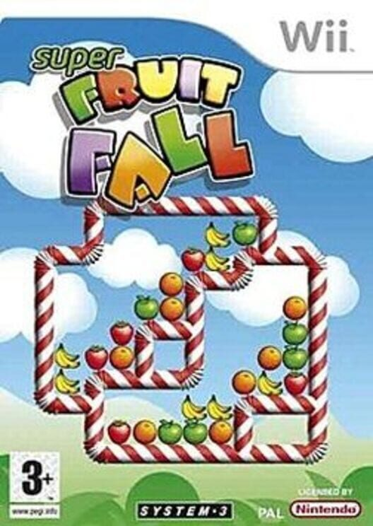 Super Fruit Fall Display Picture
