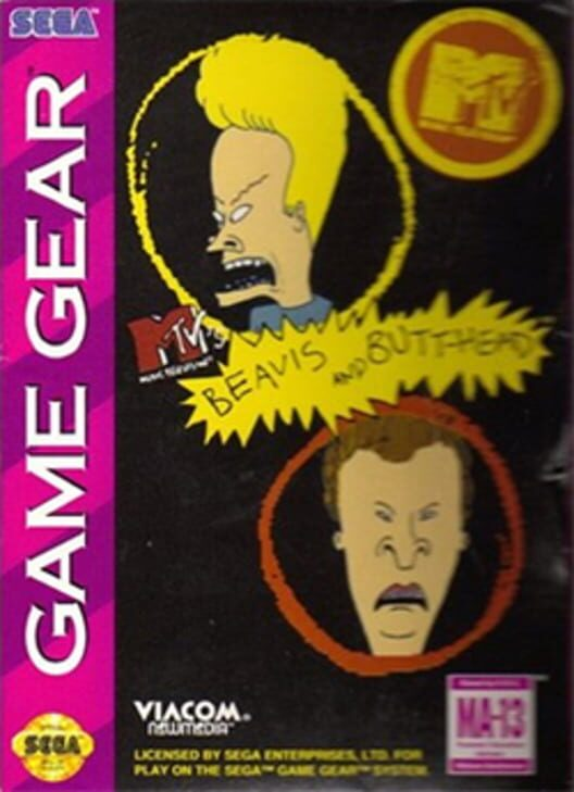 Beavis and Butt-head Display Picture
