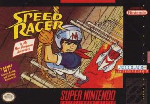 Speed Racer in My Most Dangerous Adventures Display Picture