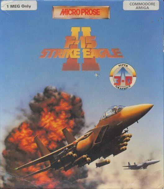 F-15 Strike Eagle II image