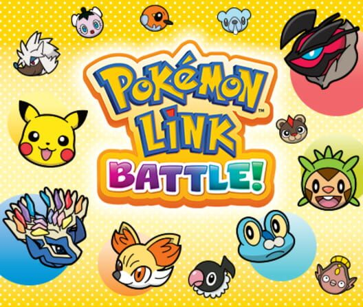 Pokémon Link: Battle! image