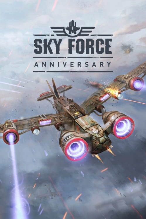 Sky Force Anniversary image