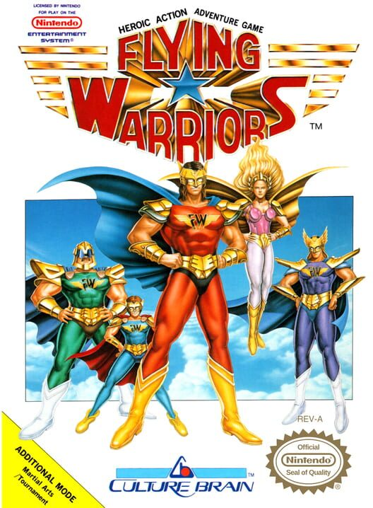 Flying Warriors Display Picture