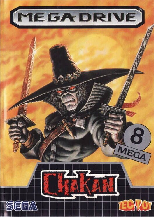 Chakan: The Forever Man Display Picture