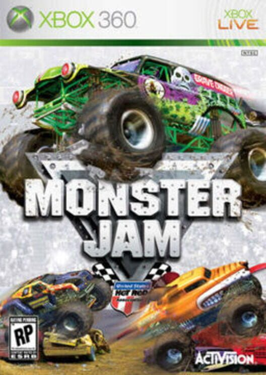 Monster Jam Display Picture